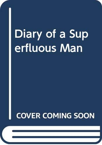 9780393018622: Diary of a Superfluous Man (English and Russian Edition)