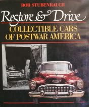 Restore & Drive Collectible Cars of Postwar America