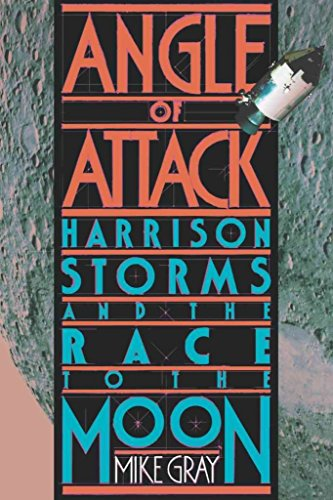 9780393018929: Angle of Attack: Harrison Storms and the Race to the Moon