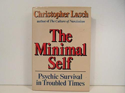 9780393019223: The Minimal Self: Psychic Survival in Troubled Times
