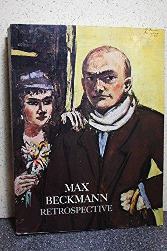 9780393019377: Max Beckmann: A Retrospective