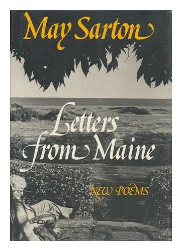 9780393019414: Letters from Maine