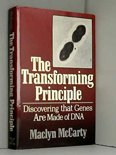 9780393019513: The Transforming Principle