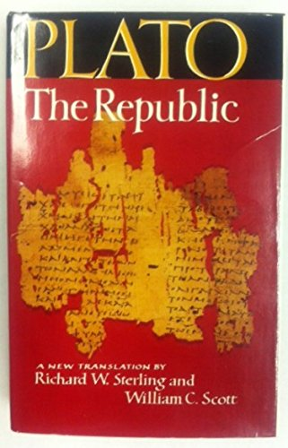 9780393019728: The Republic (English and Greek Edition)