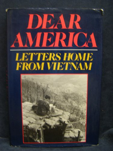 9780393019988: Dear America: Letters Home from Vietnam