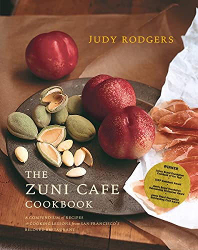 9780393020434: The Zuni Cafe Cookbook: A Compendium of Recipes and Cooking Lessons from San Francisco's Beloved Resturant