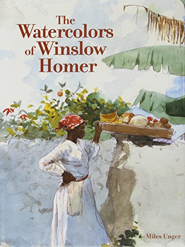 9780393020472: The Watercolors of Winslow Homer