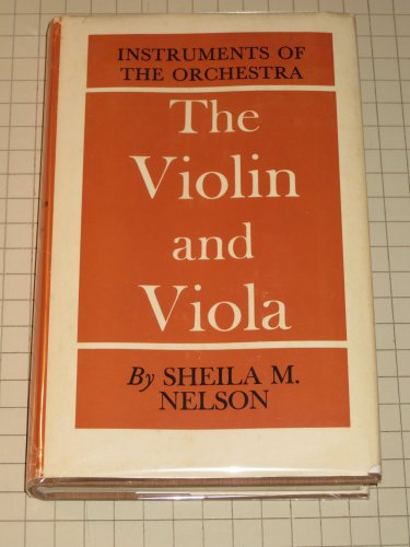 Violin and Viola.: NELSON, Sheila M.
