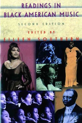 9780393021653: Readings in Black American Music