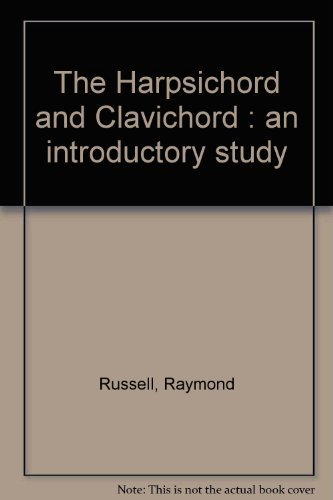 9780393021745: The Harpsichord and Clavichord : an introductory study