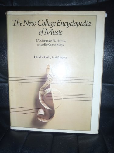 9780393021912: The New College Encyclopedia of Music