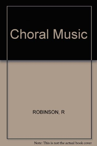 9780393022018: Choral Music