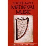 9780393022025: Anthology of Mediaeval Music (The Norton Introduction to Music History)