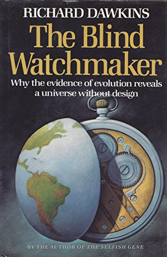 9780393022162: Dawkins: the Blind Watchmaker (Cloth)