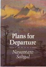 9780393022216: Plans for Departure