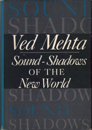 9780393022254: Sound-Shadows of the New World