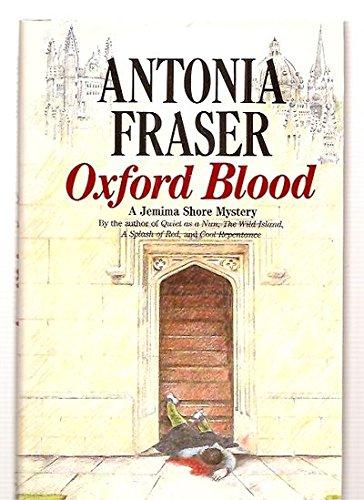 9780393022292: Oxford Blood