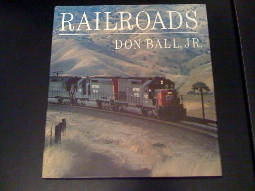 9780393022360: Railroads