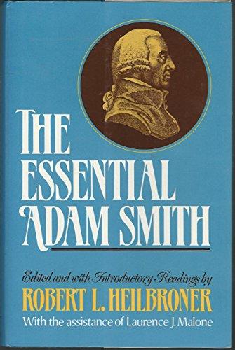 9780393022919: The Essential Adam Smith