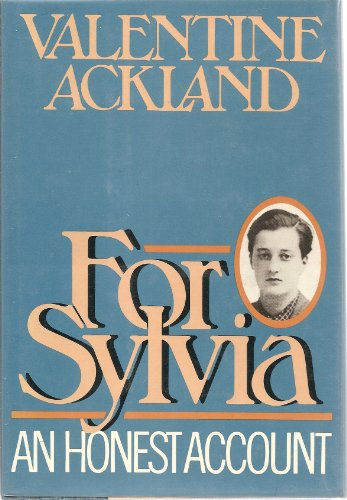 9780393022971: For Sylvia: An Honest Account
