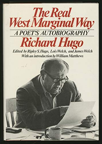 9780393023268: The real West marginal way: A poet's autobiography