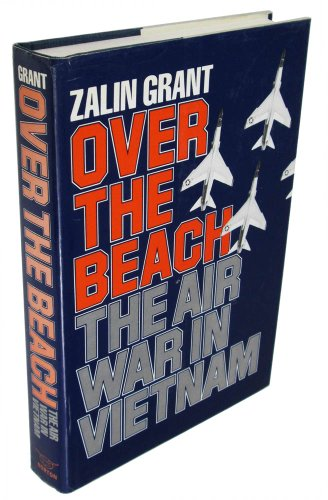 9780393023329: Over the Beach/the Air War in Vietnam