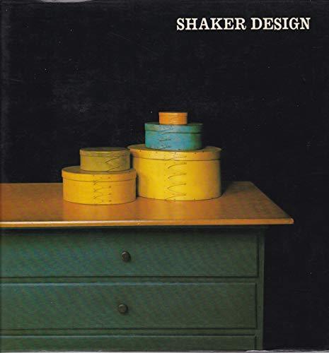 9780393023381: Shaker Design