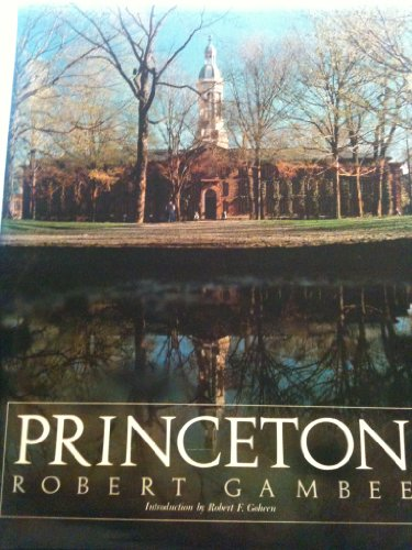 Princeton (FINE COPY OF SCARCE HARDBACK REVISED EDITION SIGNED BY THE AUTHOR)