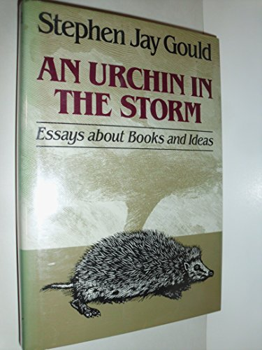 9780393024920: An Urchin in the Storm: Essays about Books and Ideas