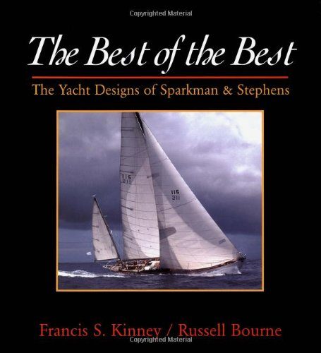 9780393024951: The Best of the Best: The Yacht Designs of Sparkman & Stephens