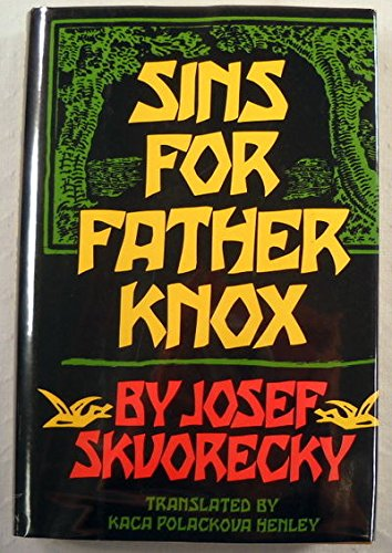 9780393025125: Sins for Father Knox