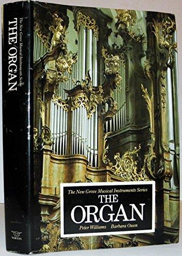 9780393025552: ORGAN NG CL (The New Grove musical instruments series)