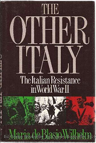 9780393025682: The Other Italy: The Italian Resistance in World War II