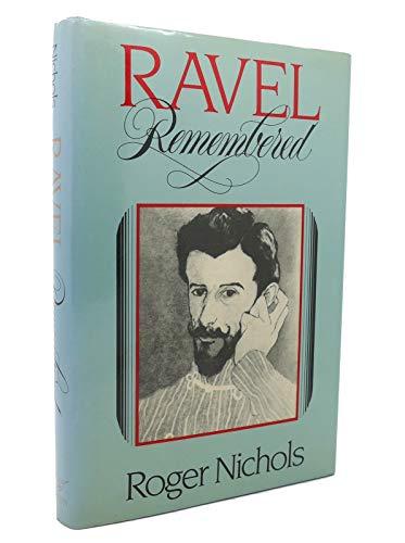 9780393025736: Ravel remembered