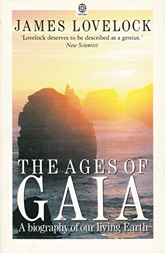 9780393025835: THE Lovelock: the Ages of Gaia (Cloth)