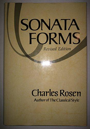 9780393026580: Sonata Forms