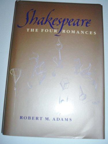 9780393026610: Shakespeare: The Four Romances
