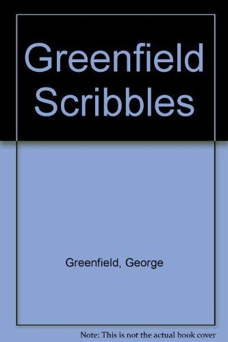 Scribblers for Bread: Aspects of the English: Greenfield, George