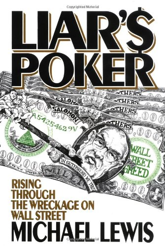 9780393027501: Lewis: Liars *poker* - Rising Through The Wreckage On Wall Street