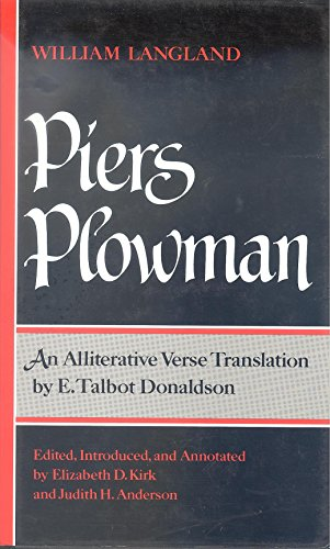 9780393027723: Will's vision of Piers Plowman