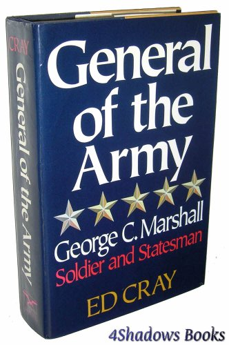 9780393027754: General of the Army: George C.Marshall - Soldier and Statesman
