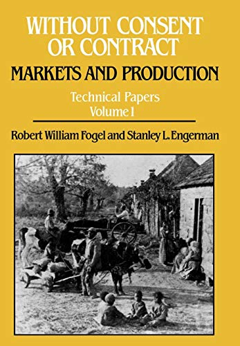 9780393027914: Without Consent or Contract Technical Papers Volume 1