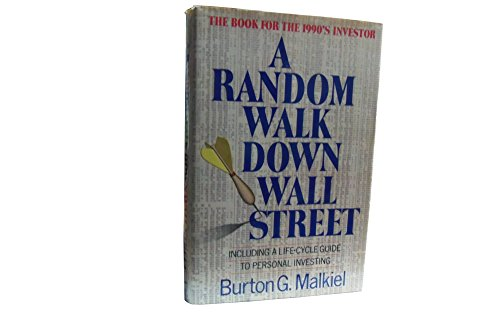 9780393027938: A Random Walk Down Wall Street: Including a Life-Cycle Guide to Personal Investing