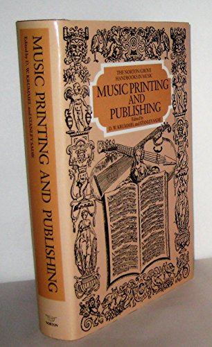 9780393028096: Music Printing and Publishing