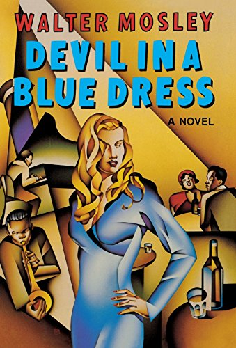 Devil in a Blue Dress - Signed, First Edition