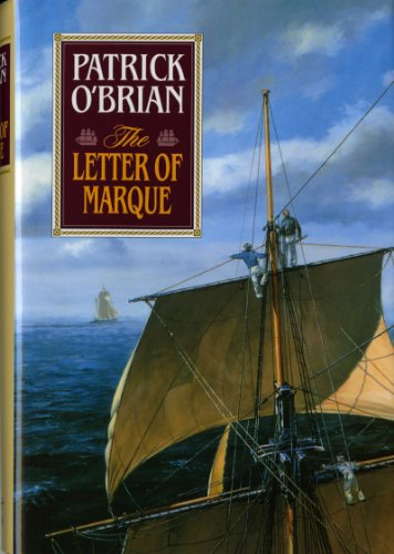 9780393028744: The Letter of Marque (Aubrey/Maturin Series)