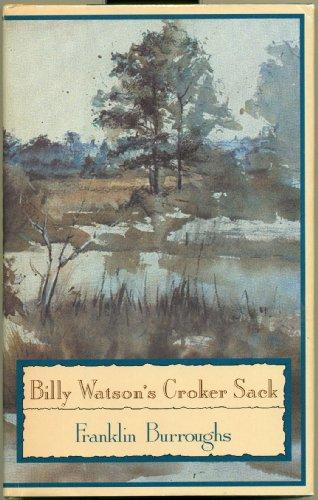 Billy Watson's Croker Sack: Burroughs, Franklin