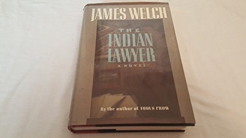 The Indian Lawyer: Welch, James