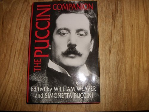 9780393029307: The Puccini Companion