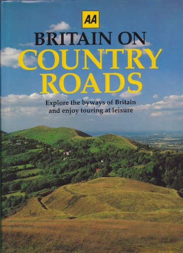 9780393029598: Aa Britain on Country Roads